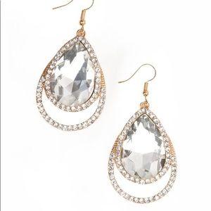 ✨3 for$10✨ Gold earrings